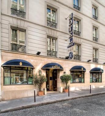 H tel de l 39 ocean hotel paris france prix r servation for Prix des hotels en france