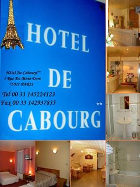 H tel de cabourg hotel paris france prix r servation for Prix hotel en france