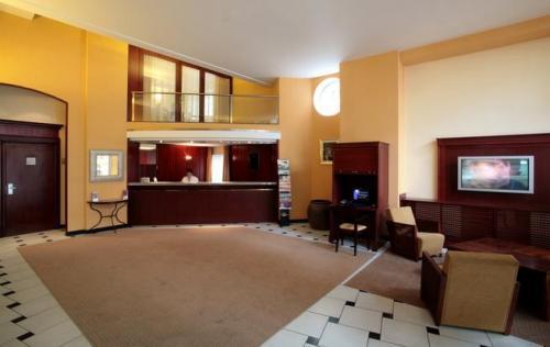 Citadines porte de versailles paris hotel paris france - Hotel paris pas cher porte de versailles ...