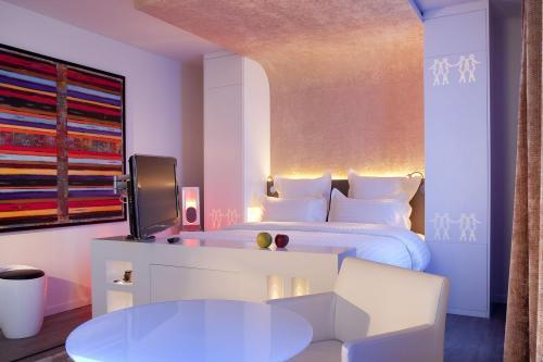 H tel gabriel paris marais hotel paris france prix for Prix hotel france