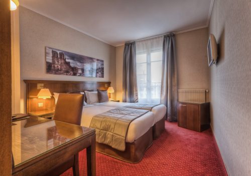 Hotel agora saint germain hotel paris france prix for Reservation hotel paris pas cher