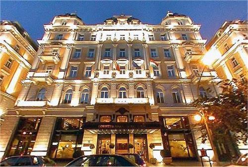Corinthia hotel budapest budapest hotel hungary limited for Hotel budapest