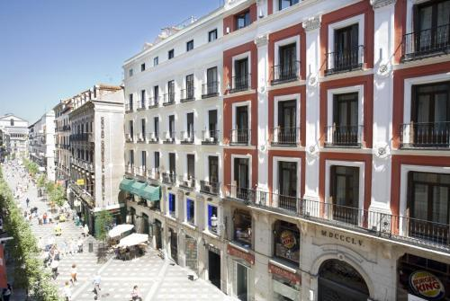 Petit palace puerta del sol madrid hotel spain limited for Hotel paris en madrid puerta del sol