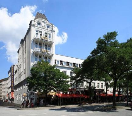 Hamburg Hotel Furst Bismarck