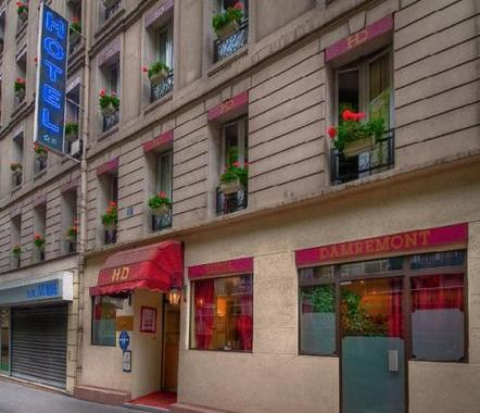 H tel lumi res hotel paris france prix r servation for Reservation hotel paris pas cher