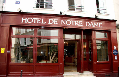 Hotel de notre dame hotel paris france prix for Hotel bas prix paris