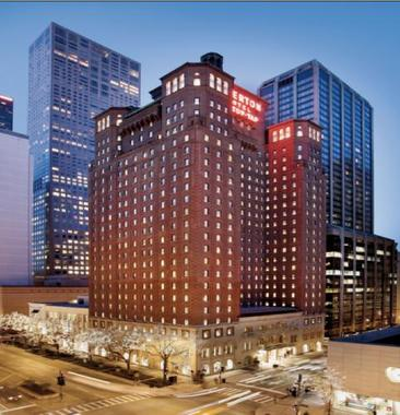 the allerton hotel chicago magnificent mile chicago. Black Bedroom Furniture Sets. Home Design Ideas