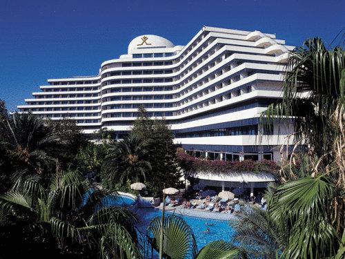 Rixos Downtown Antalya Hotel Turkey Limited Time Offer