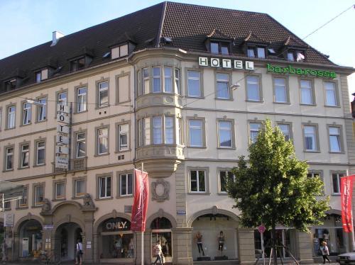 Hotel Garni Barbarossa