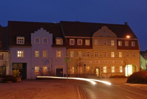 Hotel Zum Weissen Ross Delitzsch Hotel Germany Limited Time Offer
