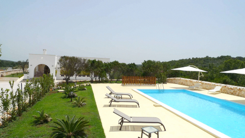 Prenotazione La Terrazza Del Quadrifoglio a Cisternino - hotel ...
