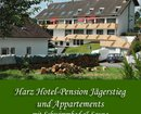 Hotel Pension Jägerstieg & Appartments