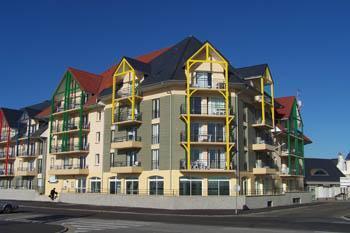 Madame Vacances Les Terrasses De La Plage Hotel Cayeux