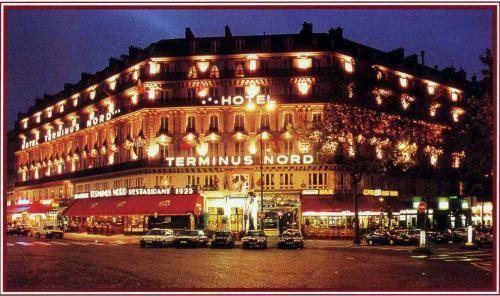 Mercure paris terminus nord hotel paris france prix for Reservation hotel france moin cher