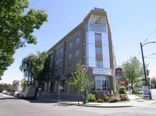 Best Western Hotel On Kingsway Vancouver