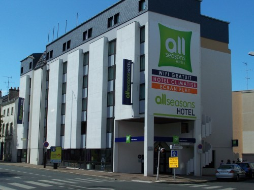 ibis styles angers centre gare ex all seasons hotel angers france prix r servation moins. Black Bedroom Furniture Sets. Home Design Ideas
