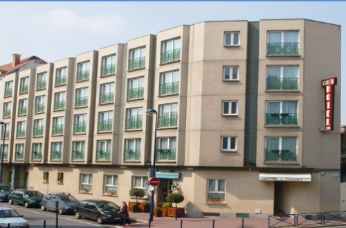 Hotel Pas Cher Clamart