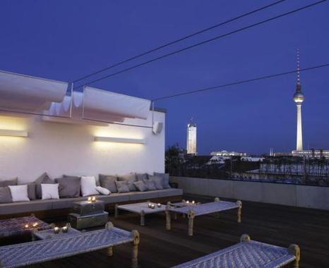 Hotel Amano Berlin Hotel In Deutschland Jetzt 30 Gunstiger