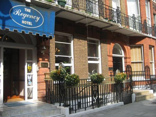 Regency Hotel B B London Hotel England Limited Time Offer
