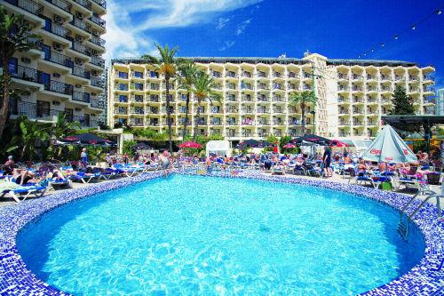 Ambassador Playa Benidorm Hotel In Spanien Jetzt 30 Gunstiger