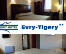 Brit Hotel Evry-Tigery