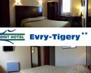 Brit Hotel Evry-Tigery
