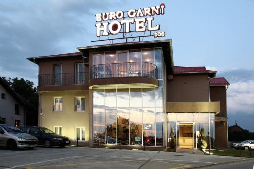 Euro Garni Hotel Beograd Hotel In Serbien Jetzt 30 Gunstiger