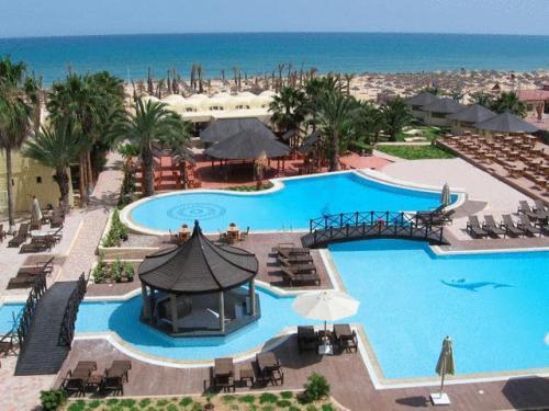 Sterne Hotel Tunesien Hammamet