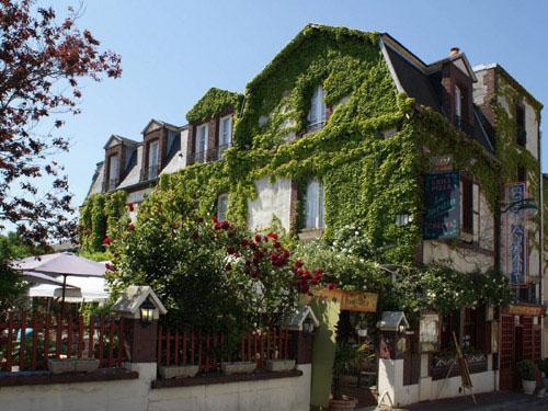 Hostellerie normande hotel houlgate france prix for Reservation hotel france moin cher