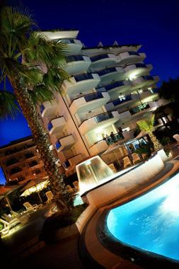 Piscina Comunale San Benedetto Del Tronto.Residence Oltremare San Benedetto Del Tronto Hotel Italy Limited