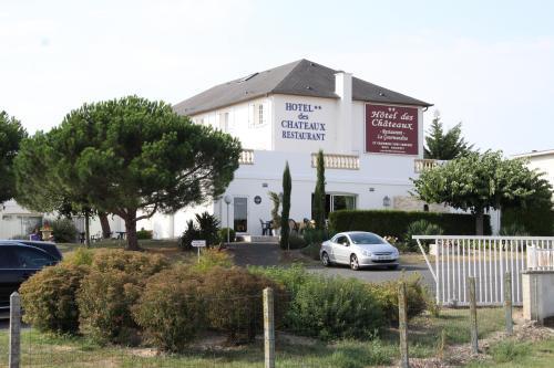 Hôtel des Chateaux, hotel Azay-le-Rideau - France - prix réservation ...