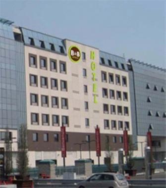 Prenotazione B&B Hotel Milano-Monza a Monza - hotel Italia. Offerte ...