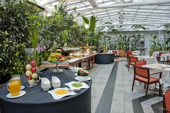Jard n metropolitano madrid hotel en espa a descuentos for Jardin metropolitano madrid