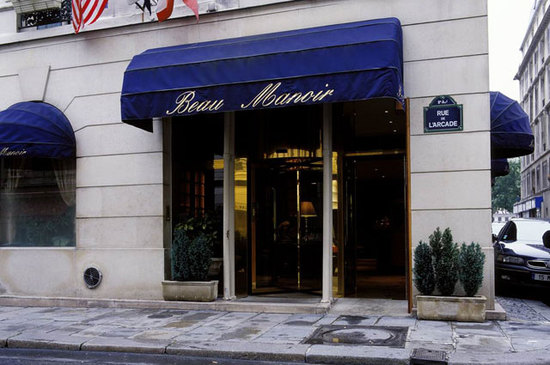 Amarante beau manoir hotel paris france prix for Prix hotel en france