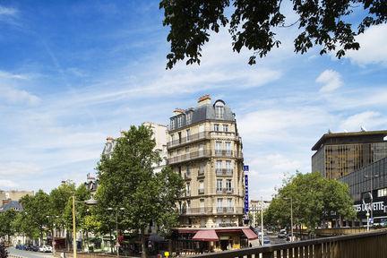 Timhotel montparnasse hotel paris null prix for Reservation hotel paris pas cher