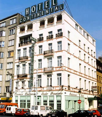 Hotel Continental Brussels Hotel Belgium Limited Time Offer